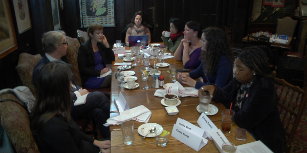 Dinner With Dames: Dinner #8, With Paul Feig (Recap)