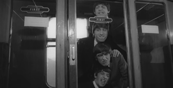 A HARD DAY'S NIGHT: Beatlemania Perfectly Personified