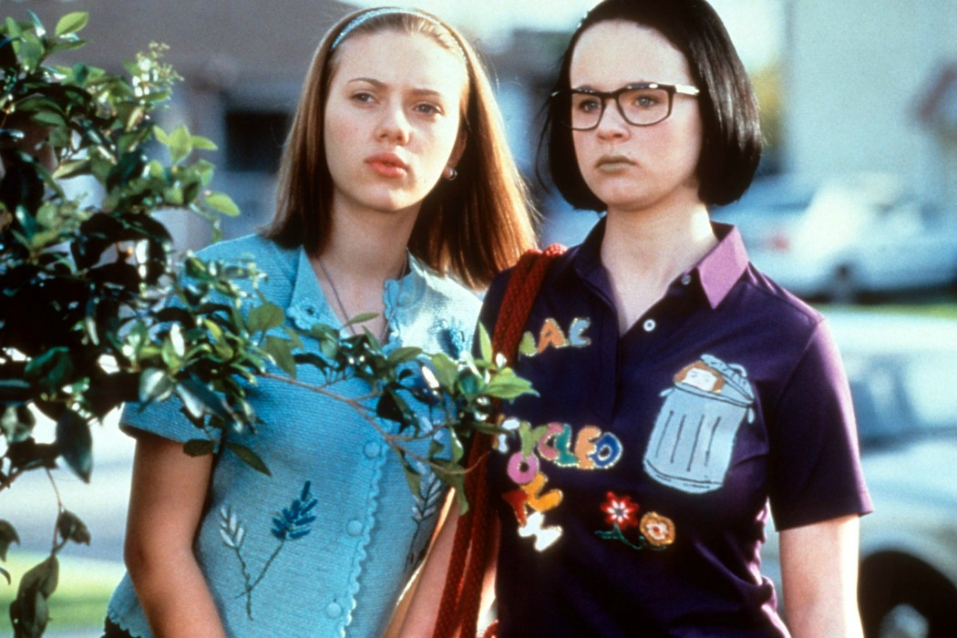Sarcasm & Sincerity In Terry Zwigoff's GHOST WORLD
