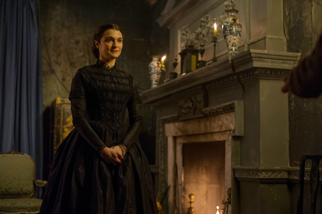 MY COUSIN RACHEL: An Exhausting Tug Of War