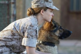 MEGAN LEAVEY: Not The Sappy Dog Movie You Think It Is
