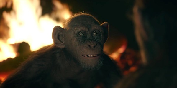 WAR FOR THE PLANET OF THE APES: The End of Mankind Never Looked So Good
