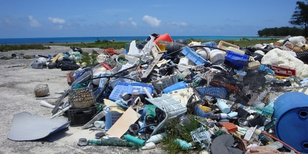 PLASTIC PARADISE: It Never Goes Away, So Where Does It Go?