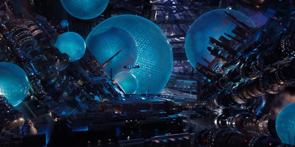 VALERIAN & THE CITY OF A THOUSAND PLANETS: Visually Astonishing But Narratively Exhausting