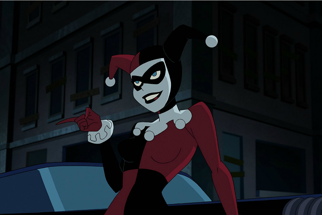 BATMAN AND HARLEY QUINN: The Visuals Are Classic DC Animation, The Content, Not So Much