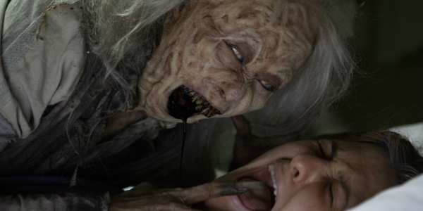 GHOST HOUSE: An Exhaustingly Loud Horror Dud