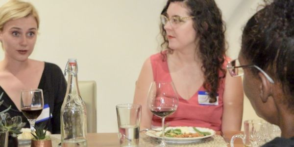 Dinner With Dames #10, With Byron Willinger (Recap)
