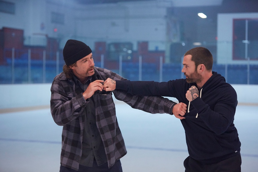 GOON: LAST OF THE ENFORCERS: An Inside Hockey Sports Comedy