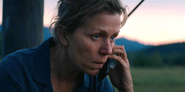 THREE BILLBOARDS OUTSIDE EBBING, MISSOURI: Brutal, Hilarious & Morally Complex