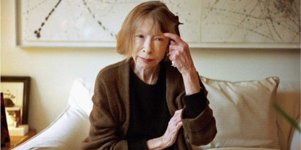 JOAN DIDION: THE CENTER WILL NOT HOLD: A Starter's Guide To An Icon