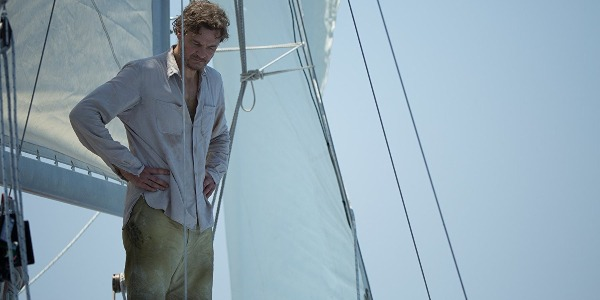 THE MERCY: Watered Down, but Far from Lost at Sea