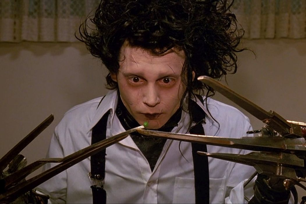 Edward Scissorhands Tim Burtons Timeless Masterpiece