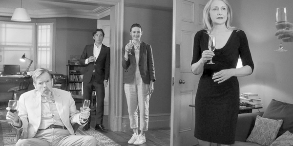 THE PARTY: Accept The Invite To Sally Potter's British Black-Comedy