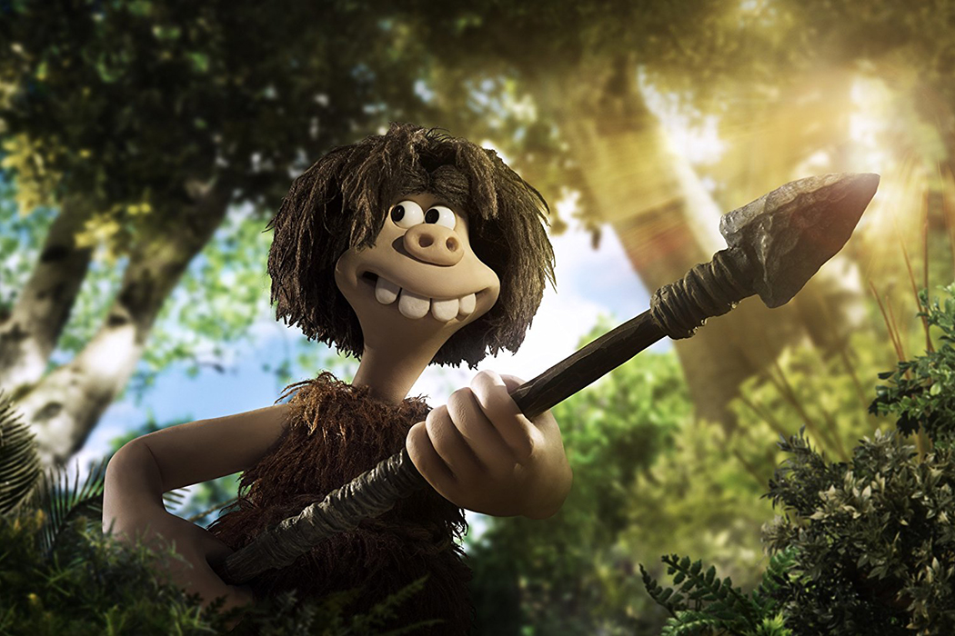 EARLY MAN: Aardman Animation's Worst Effort To Date