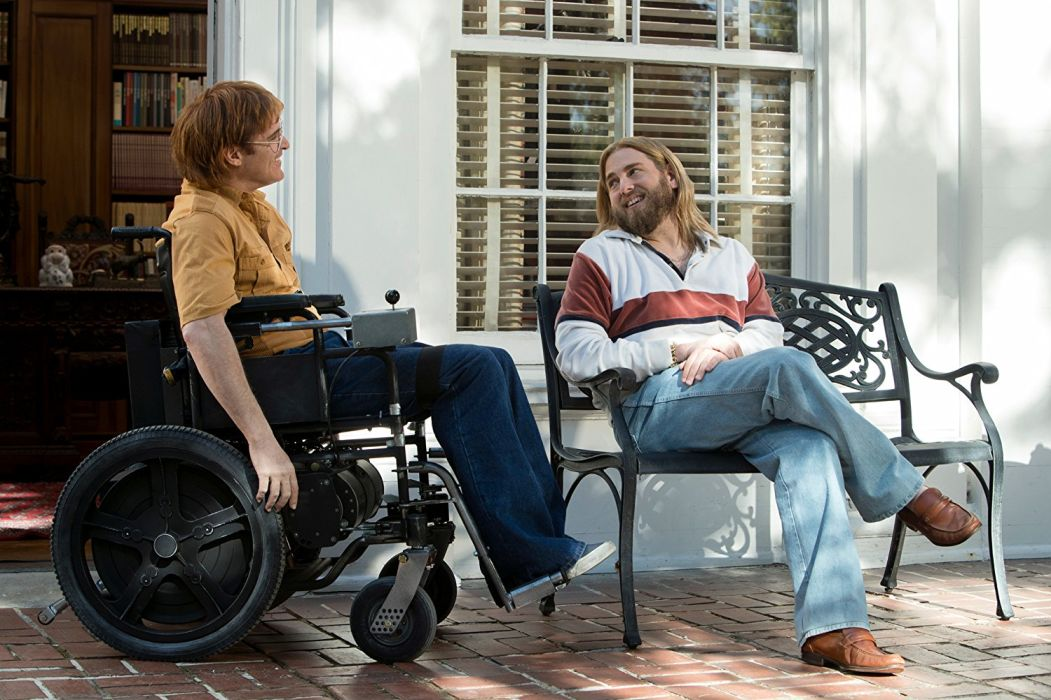 SFIFF Review: DON'T WORRY, HE WON'T GET FAR ON FOOT