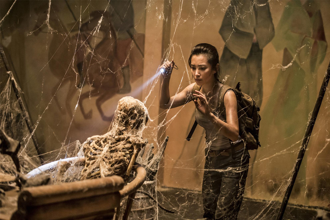 GUARDIANS OF THE TOMB: A Masterclass in Cinematic Banality