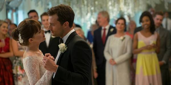 FIFTY SHADES FREED: Third Time's the Charm