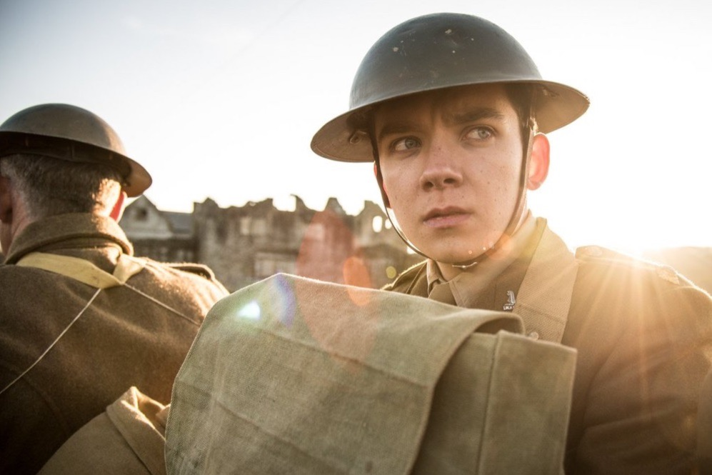 JOURNEY'S END: A Hard-Hitting Tribute To Heroes
