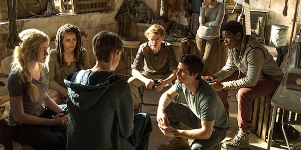 MAZE RUNNER: THE DEATH CURE: A (Mostly) Fond Farewell