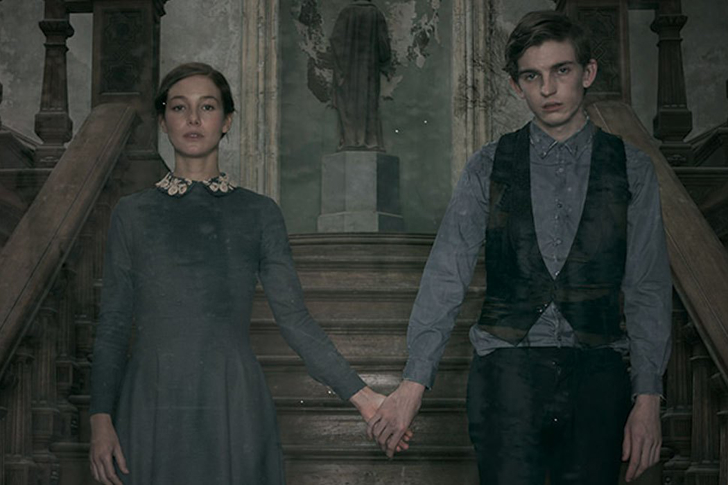 THE LODGERS: Promising, But Unfulfilled