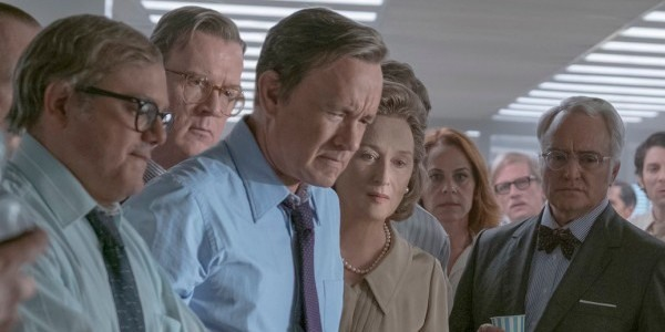 The Nominated Film You May Have Missed: THE POST