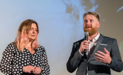 Interviewing Loving Vincent's Dorota Kobiela andHugh Welchman: On Taking Risks and Believing In Yourself and Your Art