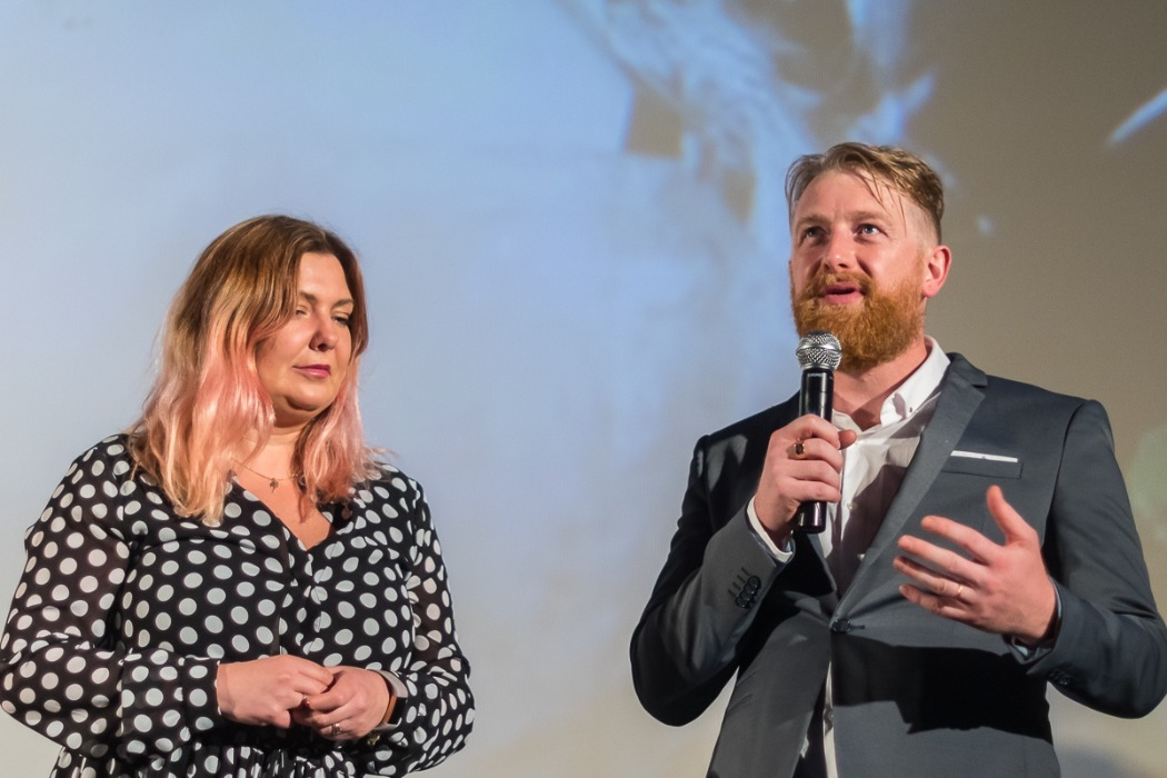 Interviewing Loving Vincent's Dorota Kobiela and Hugh Welchman: On Taking Risks and Believing In Yourself and Your Art