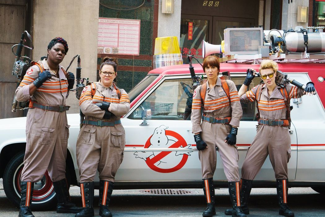 Away From The Hype: GHOSTBUSTERS (2016)