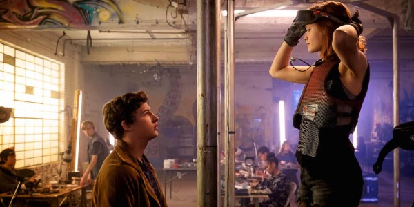 READY PLAYER ONE: Spielberg's Exhilarating Tribute To Pop Culture In 3D