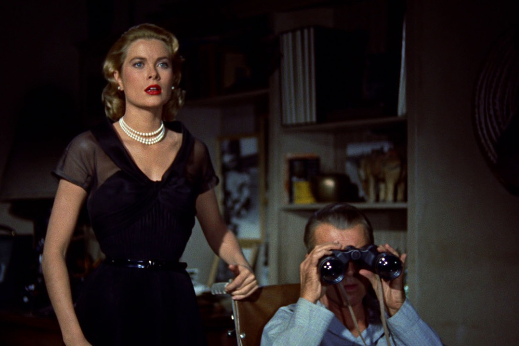REAR WINDOW: A Masterpiece of Visual Cinema and Sound Design