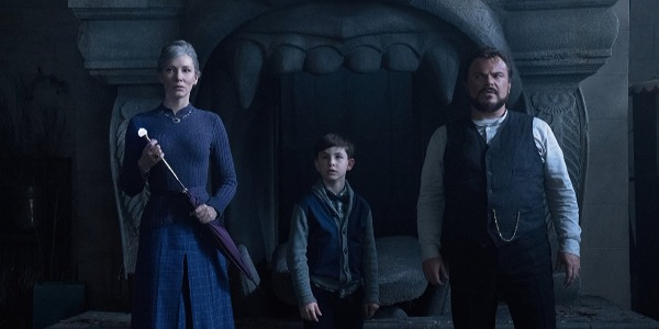 THE HOUSE WITH A CLOCK IN THE WALLS Trailer