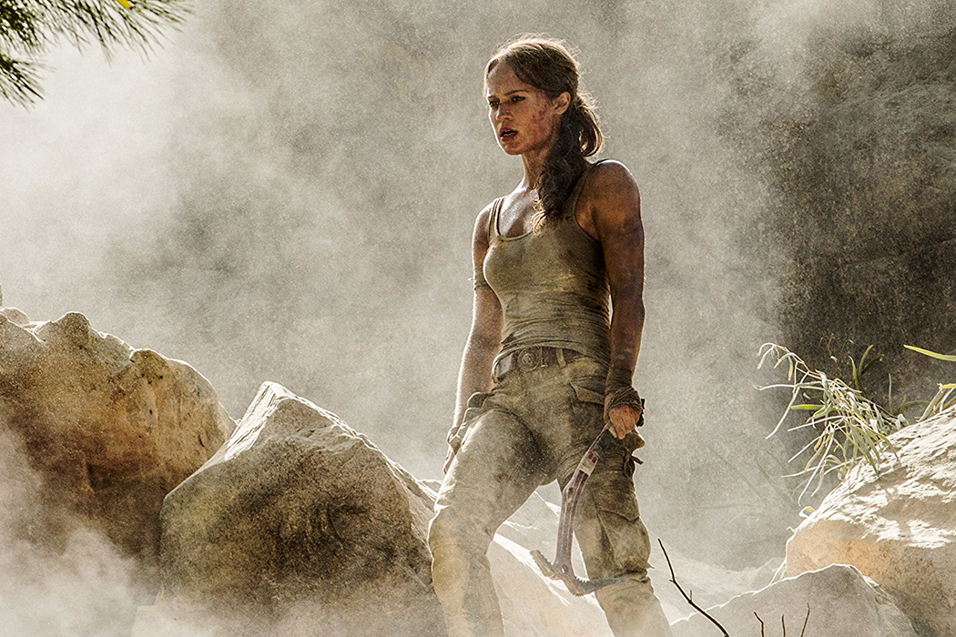 TOMB RAIDER: Stays True To The Games