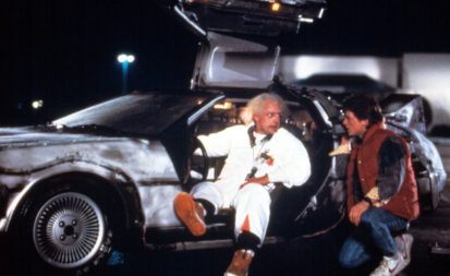 Fantasy Science Pt. 4: The Grandfather Paradox - Back To The Future & DOCTOR WHO Style