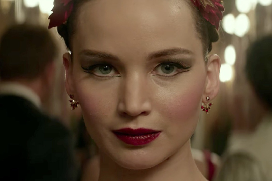 RED SPARROW: A Sultry, Seductive Star Vehicle In Which Jennifer Lawrence Soars