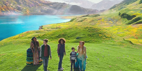 A WRINKLE IN TIME: Packed With Magic, But Lacking In Subtlety