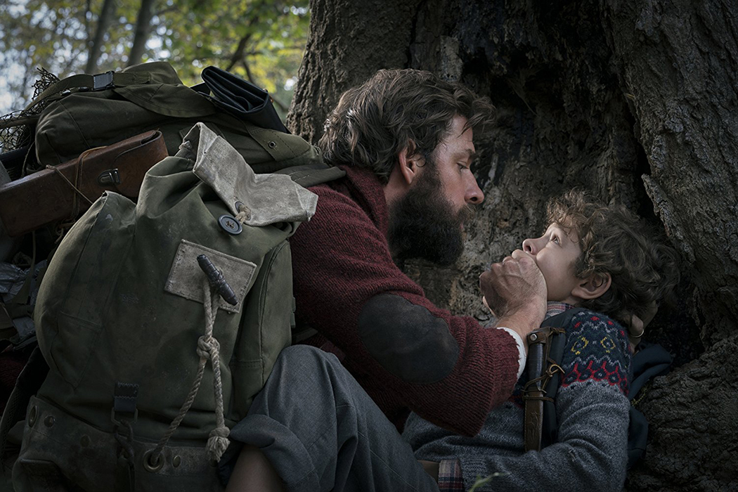 A QUIET PLACE: Where Fear Roars & Rouses