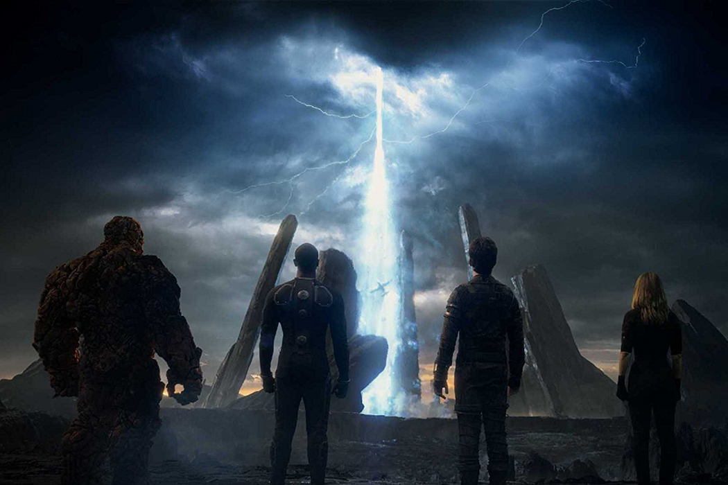 Away From The Hype: FANTASTIC FOUR