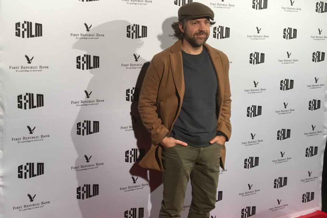 On The Red Carpet With Jason Sudeikis, Star Of KODACHROME
