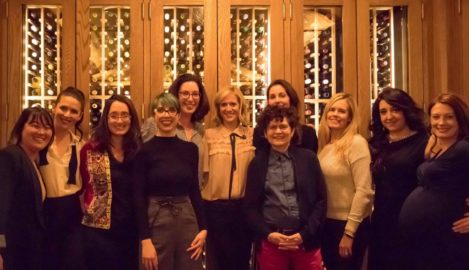 Dinner with Dames San Francisco #1, With Blye Faust (Recap)