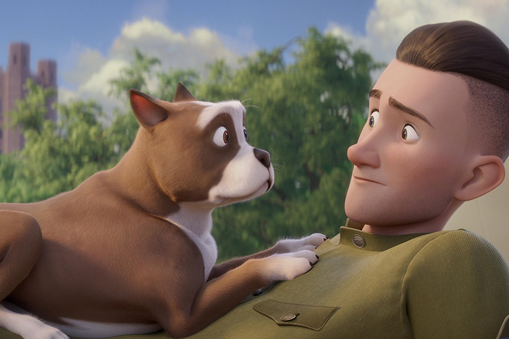 SGT. STUBBY: Dog Of War's Sweet Animated Tail