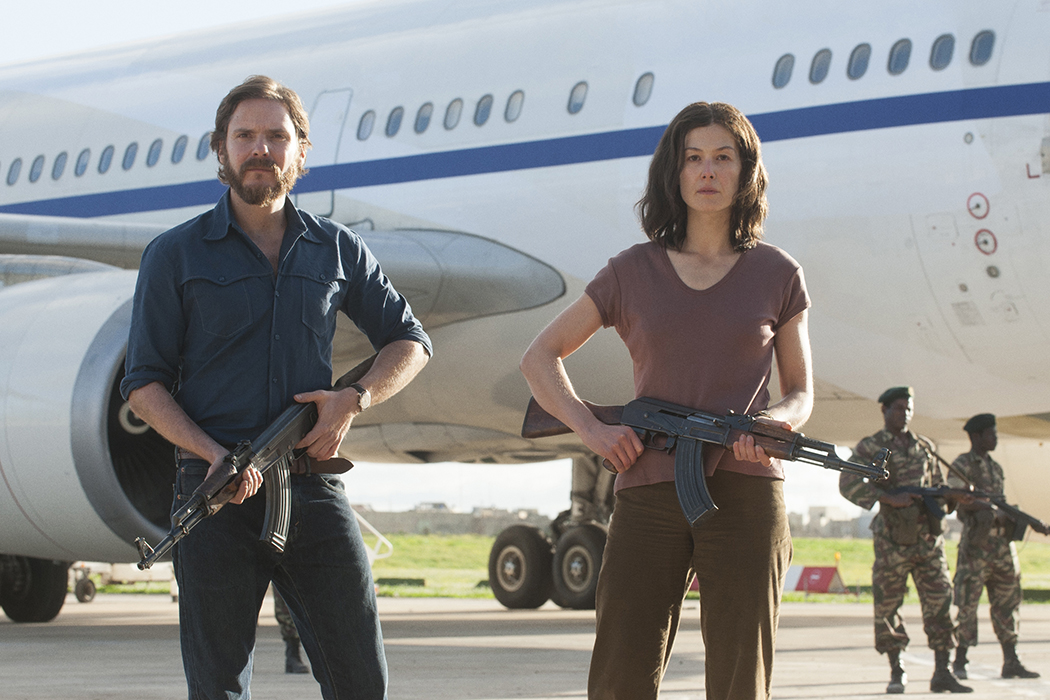 7 DAYS IN ENTEBBE: Well-Intentioned But Flawed Hijack Thriller