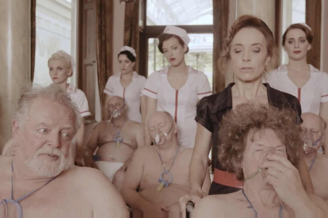 ATTACK OF THE ADULT BABIES: British horror/comedy is disgustingly good fun