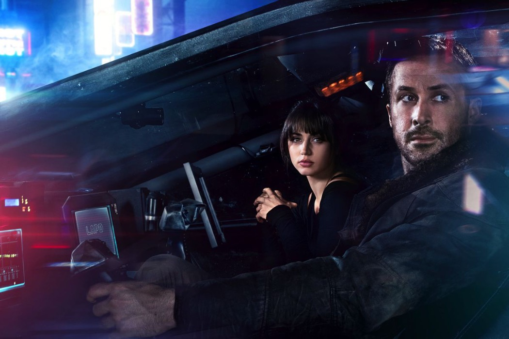 BLADE RUNNER 2049: More Misanthropic Than Misogynistic?
