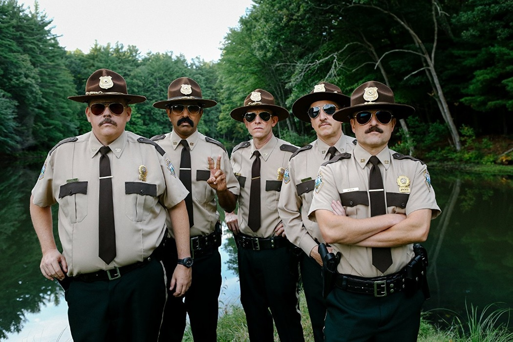 SUPER TROOPERS 2: A Blast from the Past
