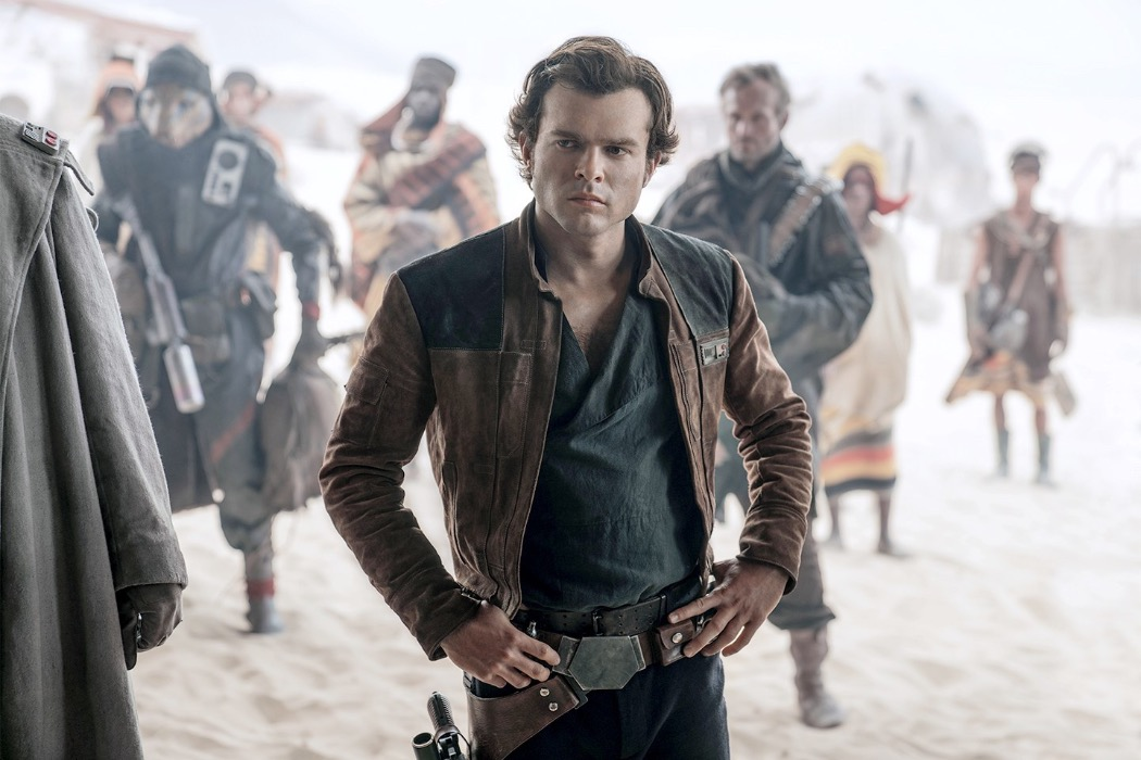 SOLO and How STAR WARS Solved its Prequel Problem