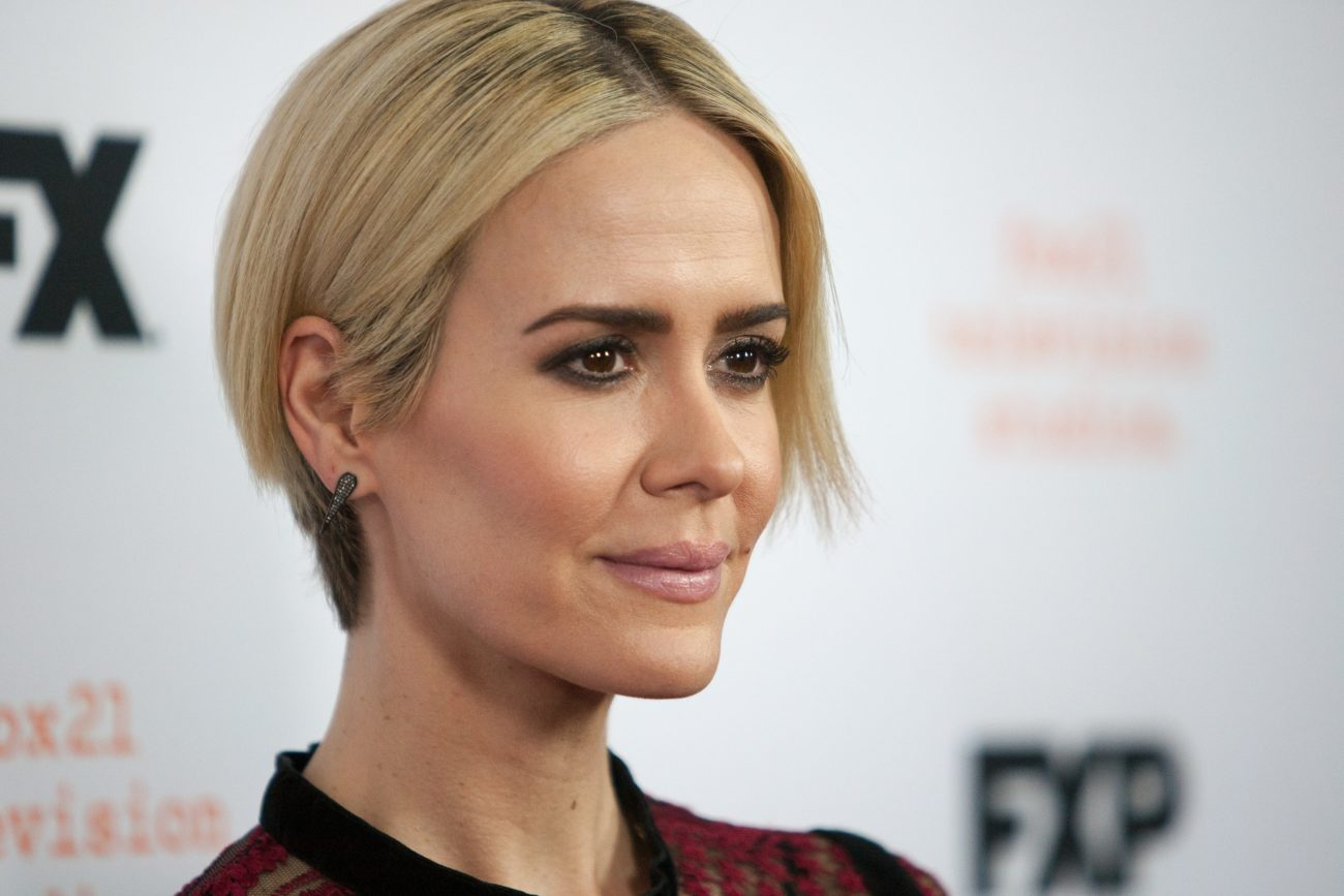 Ass Fotos Sarah Paulson naked photo 2017