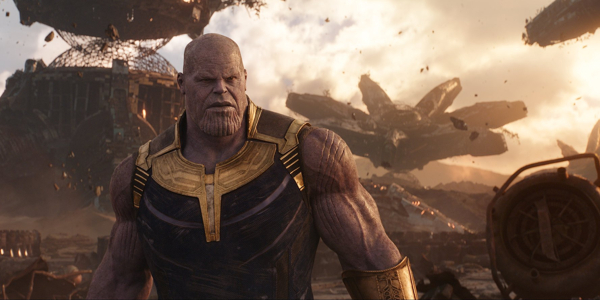 Marvel's Big Bad: How Thanos Is A Dark Reflection Of Blockbuster Heroism