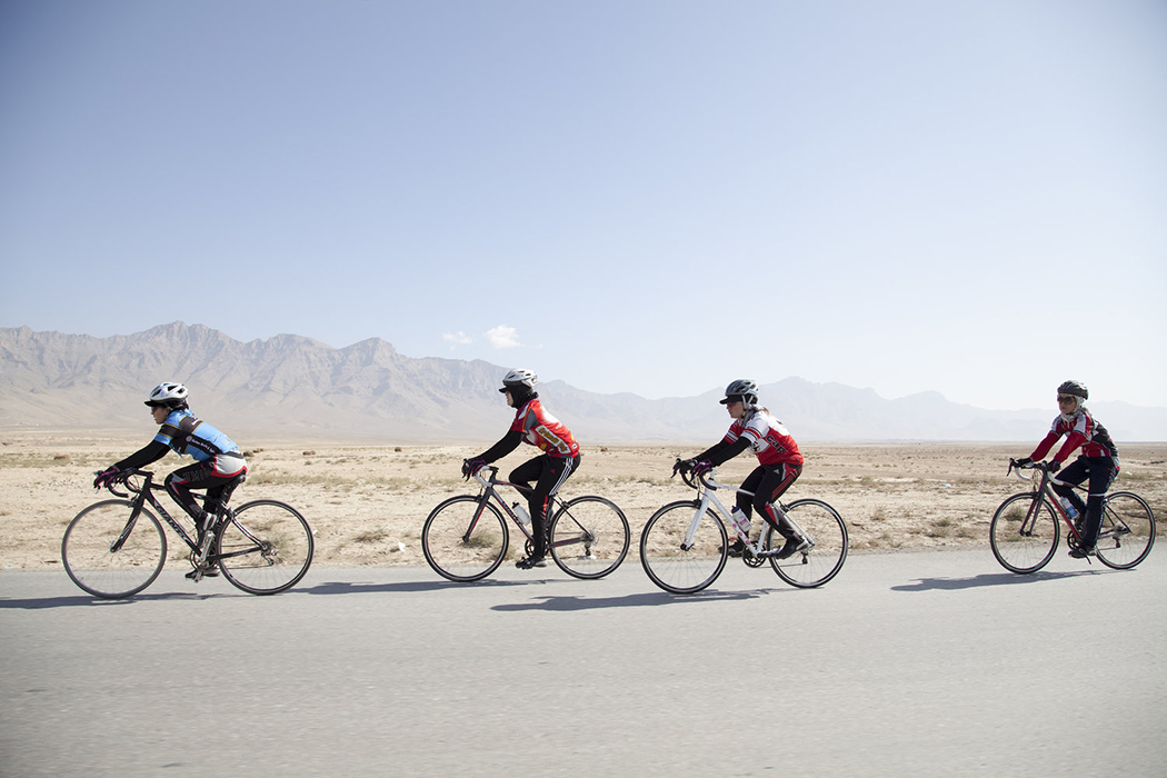 AFGHAN CYCLES: A Powerful Ride To Freedom