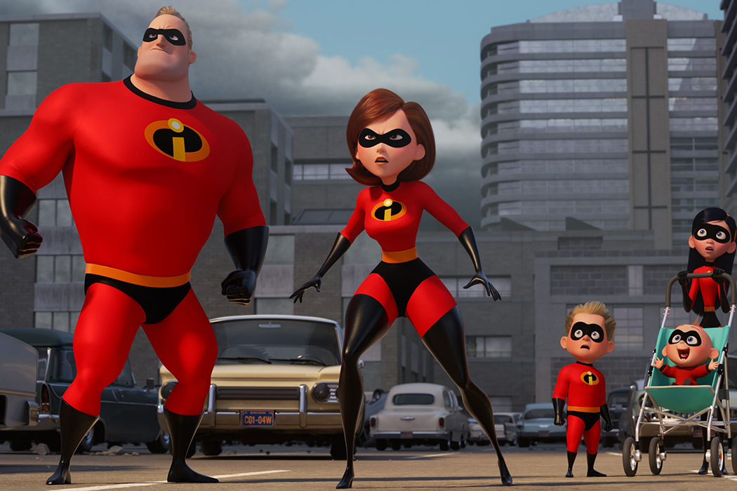 INCREDIBLES 2: Belated Sequel Doesn't Lose A Step