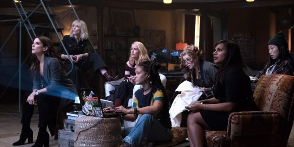OCEAN'S 8: All-Star Cast Compensates For Poor Writing In Crowd-pleasing Heist Comedy